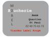 Boucherie Morel